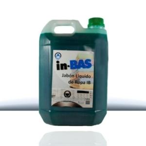 JABON LIQUIDO PARA ROPA TIPO ARIEL PRO (bidon x 5 litros)